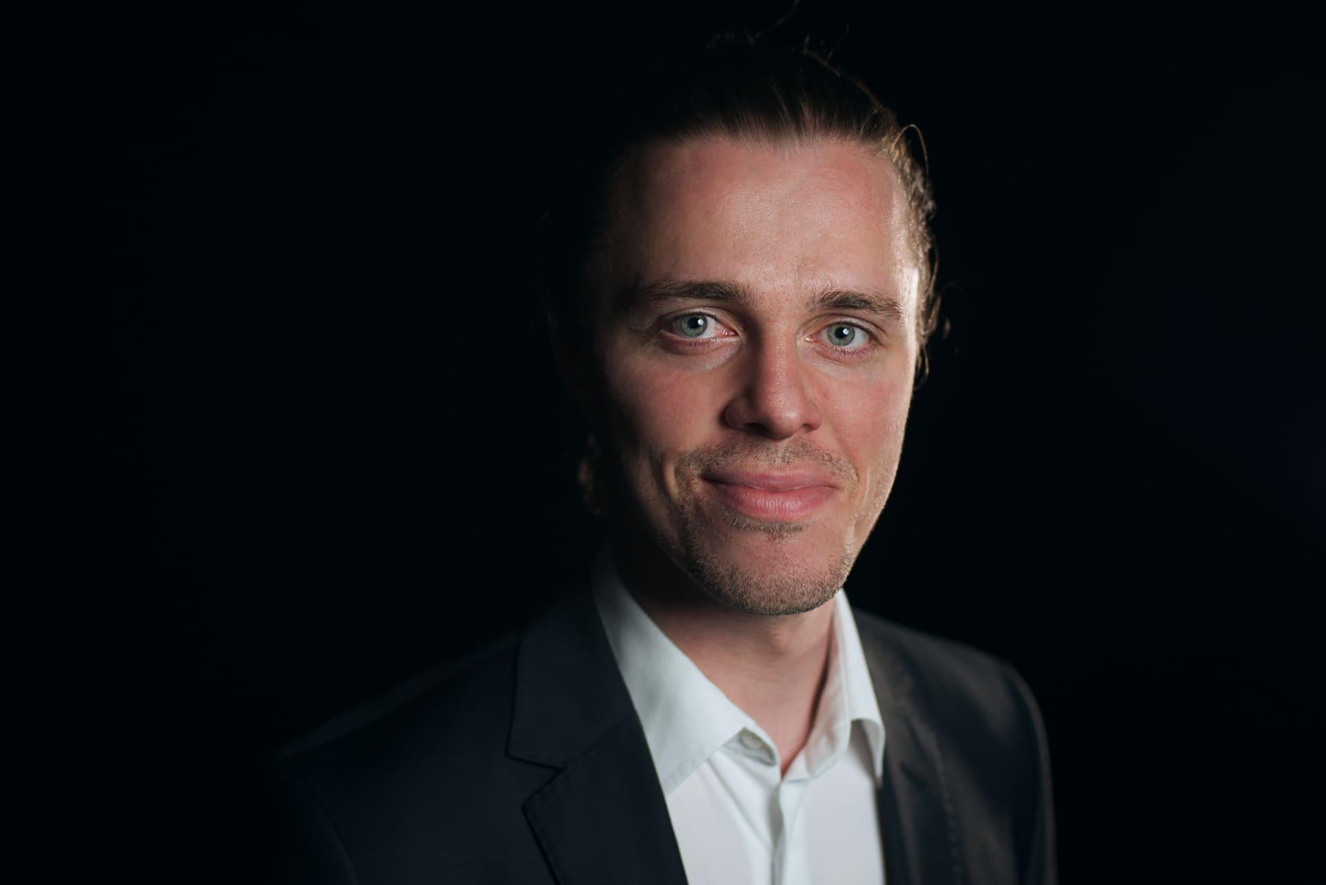 David Risberg 2  - photo by Helgi Reynisson