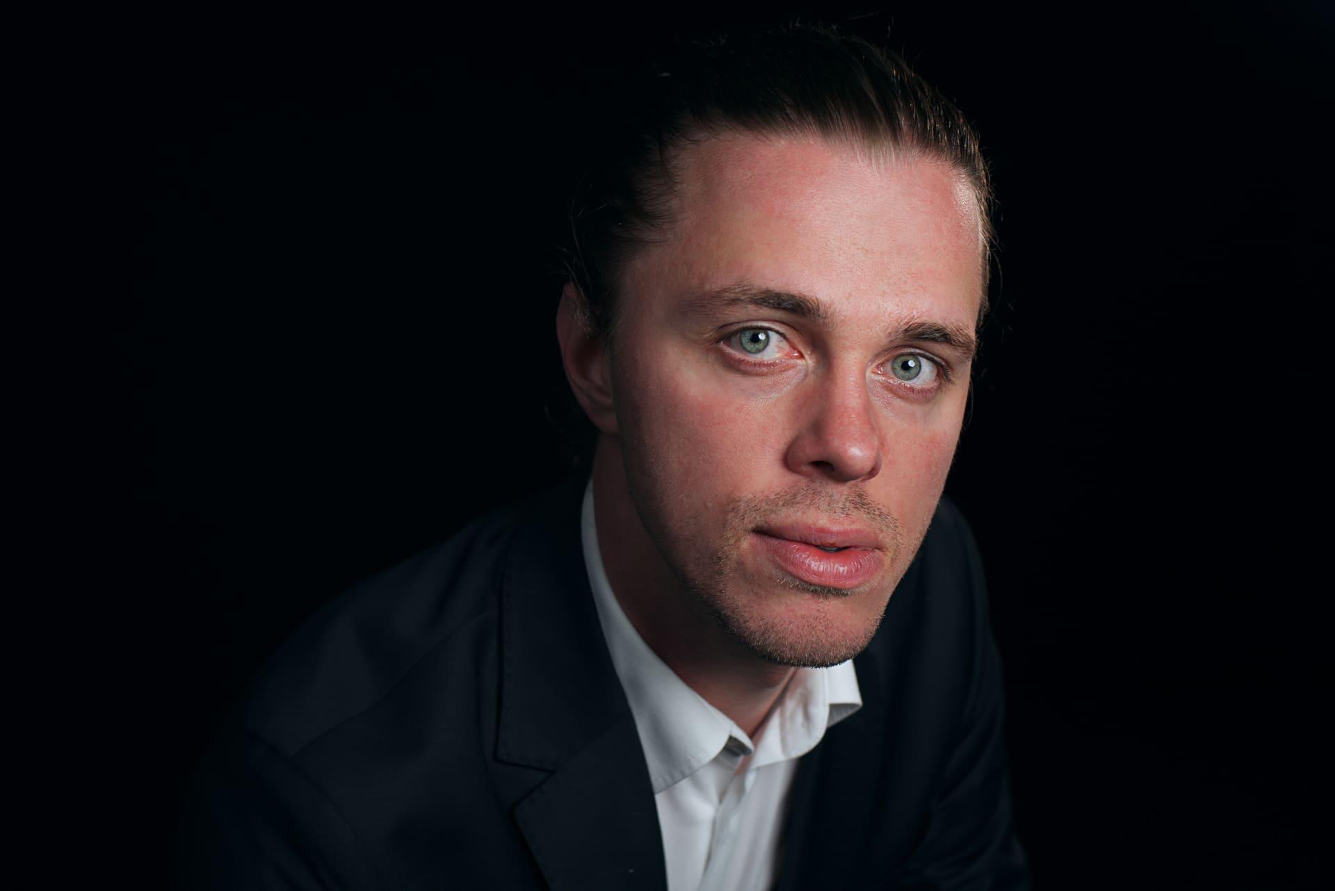 David Risberg 4 - photo by Helgi Reynisson